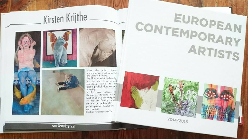 european contemp.artist