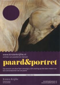 fkyer paard en portret
