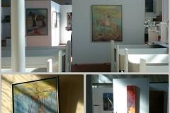 Bij Leth Gallery in Emmer. Op de oude locatie nog.